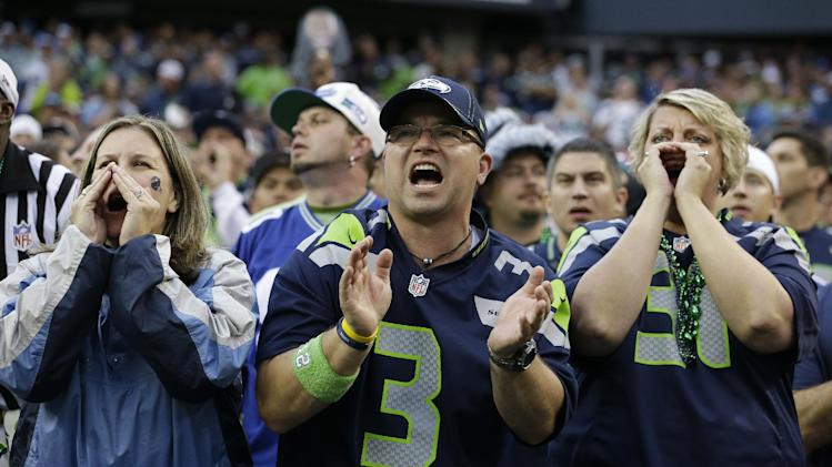 Seattle sets stadium noise record