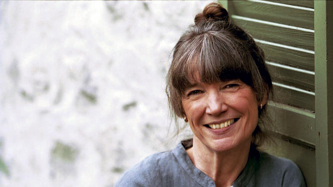 This undated image provided by Knopf shows author Anne Tyler. Fifty years after her first book was published, Anne Tyler is set to release her 20th novel. Publisher Alfred A. Knopf announced Thursday, April 3, 2014, that the 72-year-old Tyler's next book, currently untitled, will come out next spring. (AP Photo/Knopf, Diana Walker)