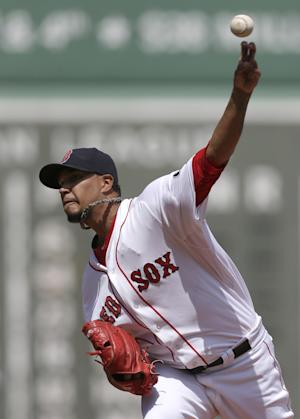 Doubront strong again; Red Sox beat D-Backs 4-0