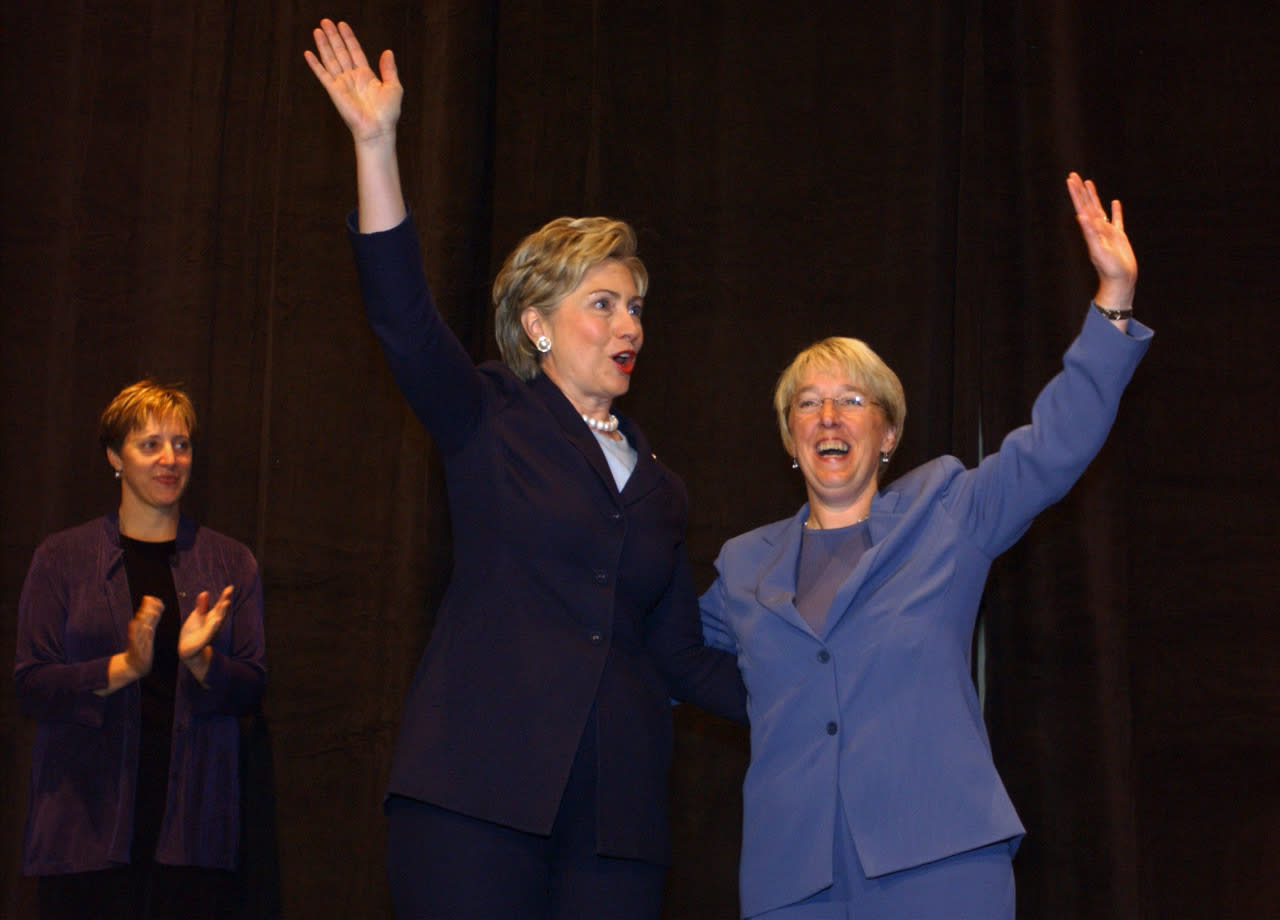 Why Women Need Hillary Clinton, According to Senator Patty Murray