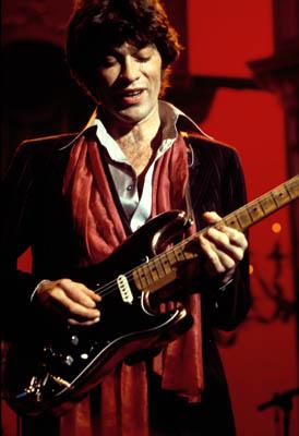 Robbie Robertson in United Artists' The Last Waltz