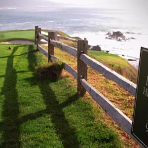 PGA Professional tips on playing No. 7 at Pebble Beach Golf Links