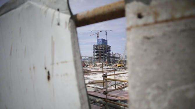 China's economic growth rebounds to 7.8 percent
