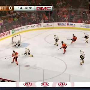 Nashville Predators at Philadelphia Flyers - 11/27/2015