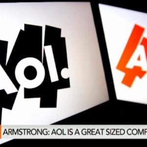 Yahoo Not on AOL Board's Agenda This Week: CEO Armstrong