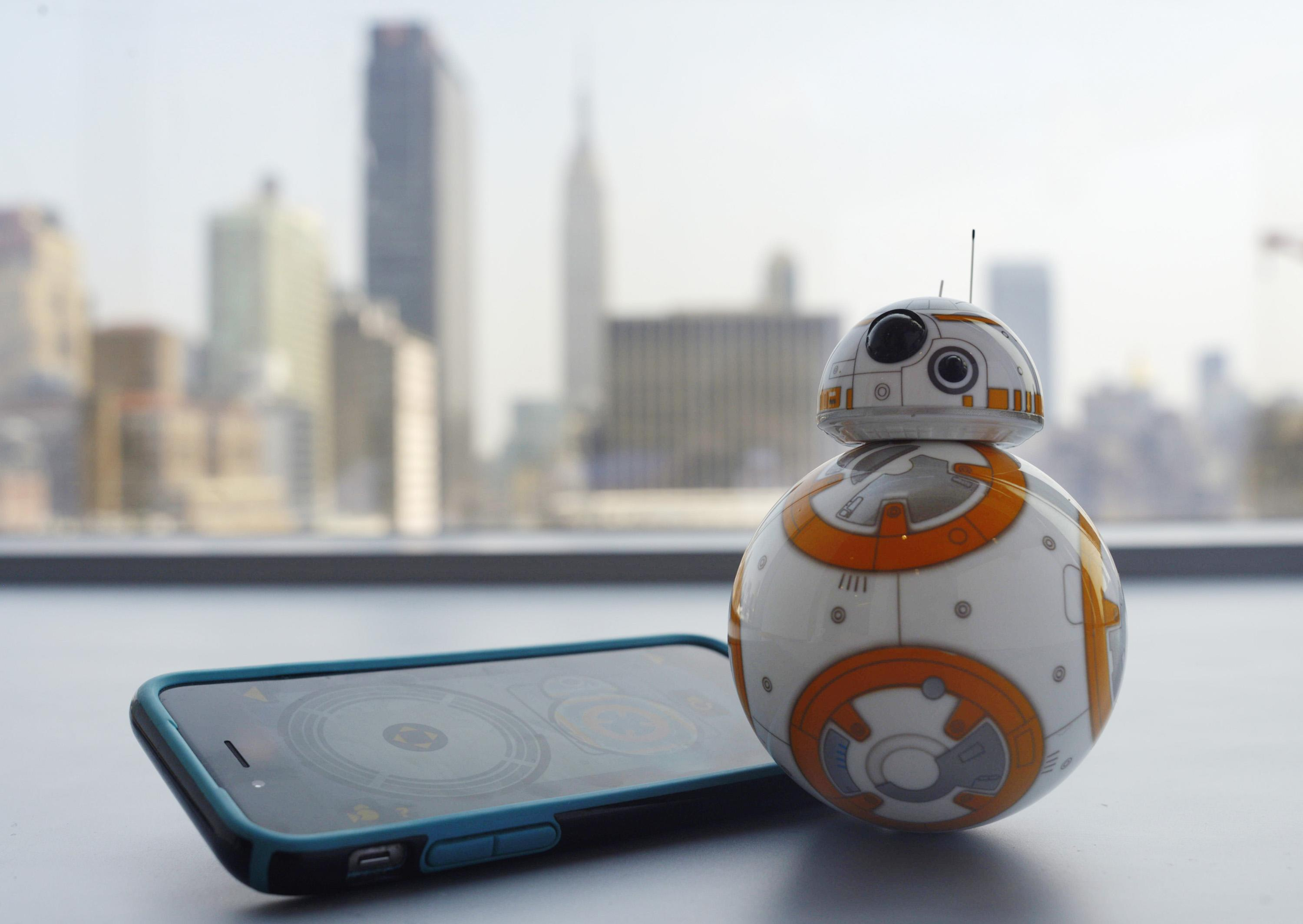 Disney unveils Star Wars toys amid marketing blitz