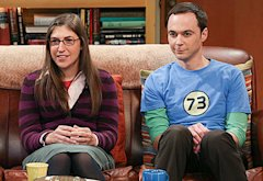 Mayim Bialik, Jim Parsons | Photo Credits: Michael Yarish /Warner Bros.