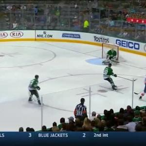 Kari Lehtonen Save on Johnny Boychuk (03:53/1st)