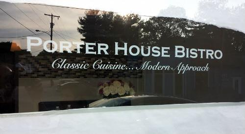 OPENING ALERT: Casual French Eatery Porter House Bistro Opens Today