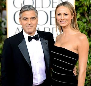 "George Clooney, Stacy Keibler ""Hadn't Had Sex in Months"" Before Breakup"