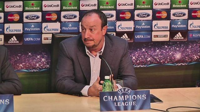 Benitez hails Wenger as Premier League's best manager