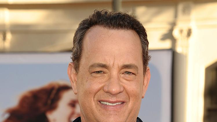 Larry Crowne LA Premiere 2011 Tom Hanks