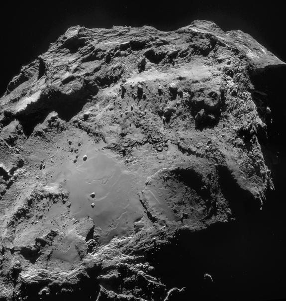 Daring Philae Comet Landing Named Top Breakthrough of 2014