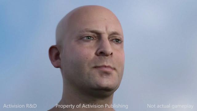 Activision R&D Character Demo in Real Time
