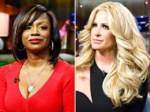 "Kandi Burruss Sues Kim Zolciak for ""Tardy for the Party"" Profits"