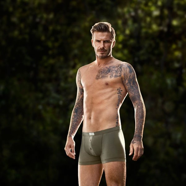 David Beckham Bodywear for H&amp;M February 2013 Bodywear collection  H&amp;M