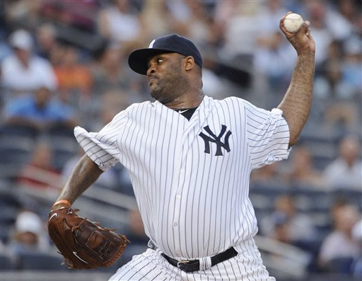 Sabathia dominates Mariners again as Yanks win 6-3