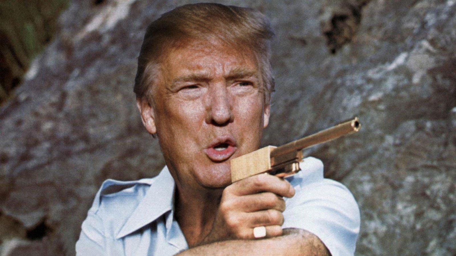 Donald Trump: 'I Always Carry a Gun'