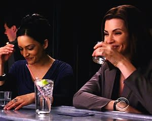 Good Wife's Julianna Margulies: Alicia/Kalinda 'Reunion' Is 'Just Not Going to Happen'