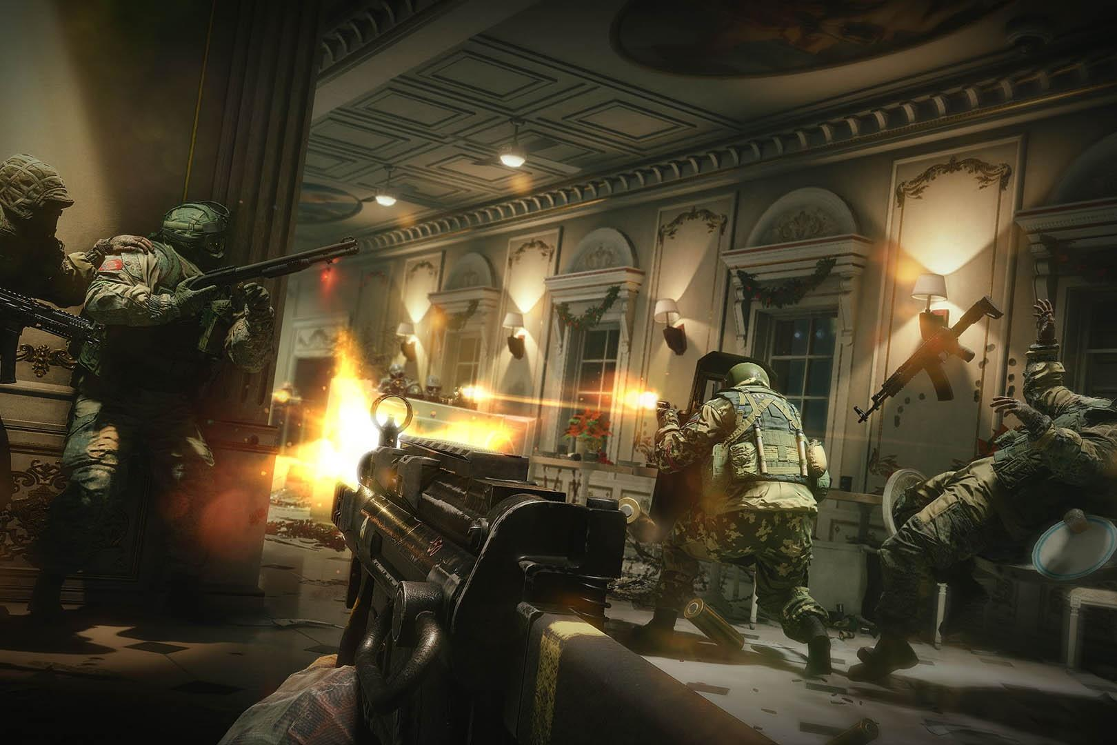 Connection issues postpone the Rainbow Six Siege open beta