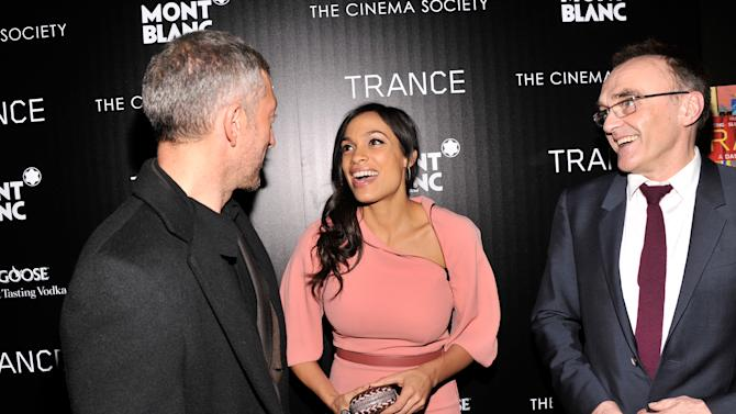 "The Cinema Society & Montblanc Host The Premiere Of Fox Searchlight Pictures' ""Trance"" - Arrivals"