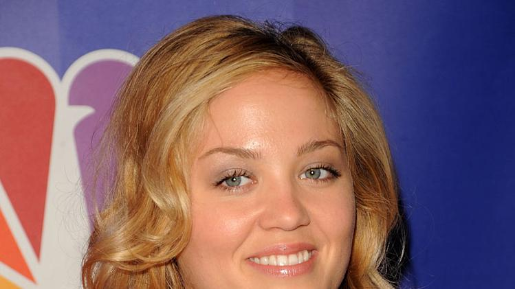Erika Christensen attends the 2010 NBC Upfront presentation at The Hilton Hotel on May 17, 2010 in New York City.