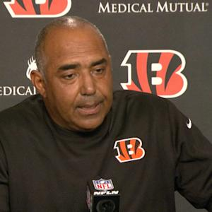 Cincinnati Bengals postgame press conference