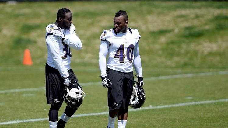 Baltimore Ravens Rookie Camp