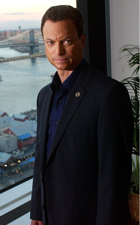 Gary Sinise stars as Det. Mac Taylor in CSI: NY on CBS.