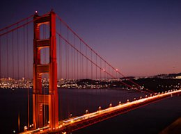 Golden Gate Bridge, San Francisco (emrecan)