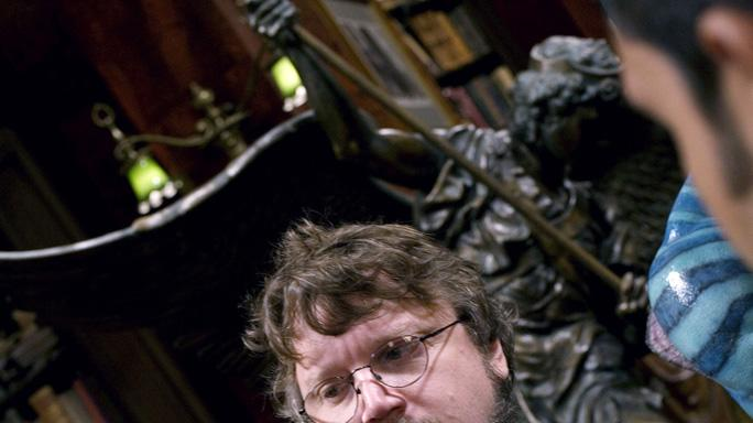 Guillermo del Toro Director Hellboy II: The Golden Army Production Universal 2008