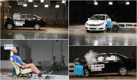 "BYD F5 ""Suri"" Achieves Top Crash-Test Scores"