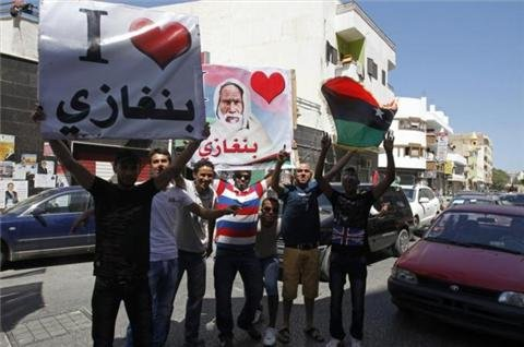 Libya's liberals claim early election lead