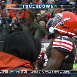 Week 13: Cleveland Browns wide receiver Josh Gordon highlights
