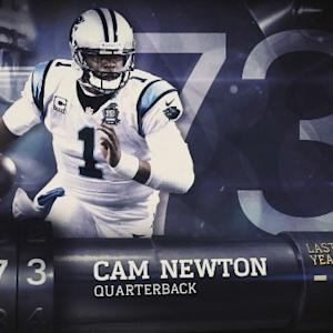'Top 100 Players of 2015': No. 73 Cam Newton