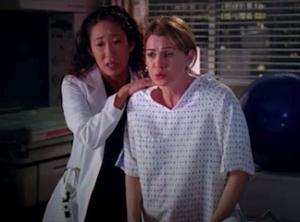 Grey's Finale Sneak Peeks: As the Superstorm Rages, Mer's 'Intense' Childbirth Begins…