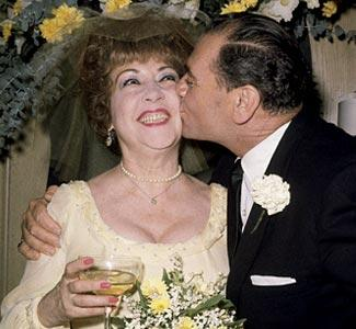 Ethel Merman & Ernest Borgnine: 32 days
