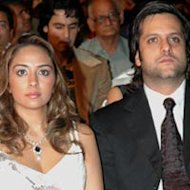 Fardeen Khan Tweets About Wife Natasha's Miscarriage