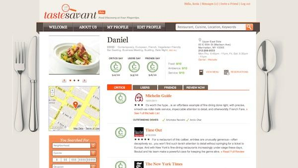 Meet the Food Discovery Site for Foodies 'Frustrated With Yelp'