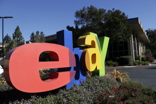 eBay Corporate Sign: Credit AP