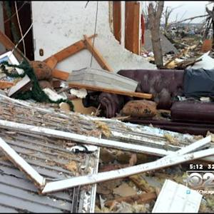 After Tornado, Washington Family Focuses On What Is Important