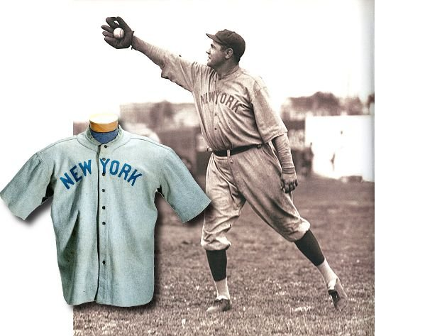 Babe Ruth Jersey Sells for INSANE Amount