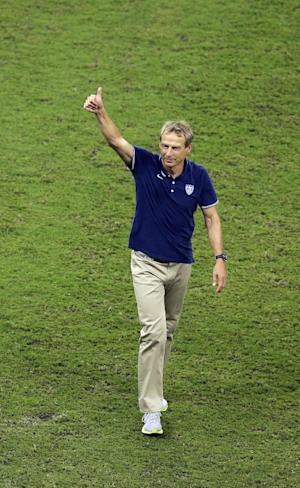 US and Klinsmann face German friends and foes