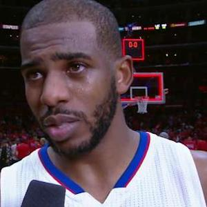 Postgame: Chris Paul On Court