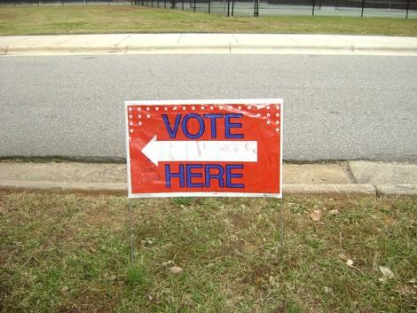 First Person: Election Day Report from My North Carolina Precinct