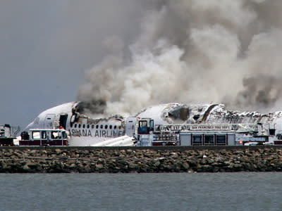 SFO Crash: 2 Dead, 1 Unaccounted for
