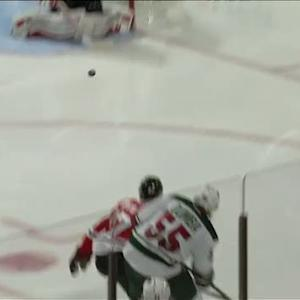 Dumba fires PPG past Crawford's glove