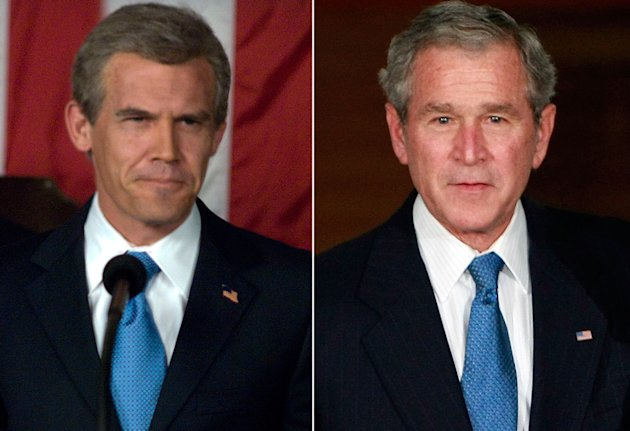 Real Life Headliners 2010 George W. Bush
