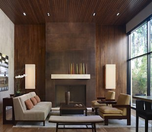 Living room Design by William Hefner