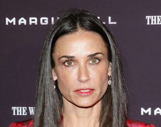 Demi Moore News  Photos And Videos   Yahoo  Omg    HD Wallpapers